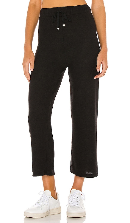 Sweater Cropped Flare Pant DONNI. $144 NEW