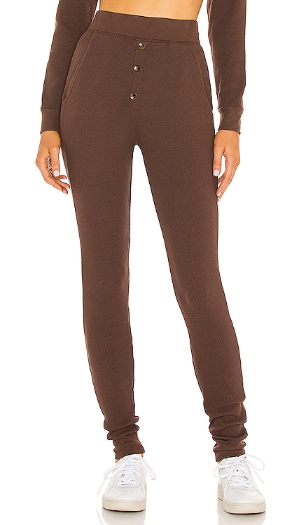 Thermal Henley Sweatpant DONNI. $134 BEST SELLER