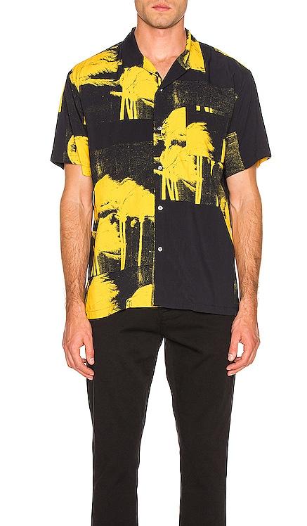 Windy Nice Print Shirt DOUBLE RAINBOUU $46 (FINAL SALE)