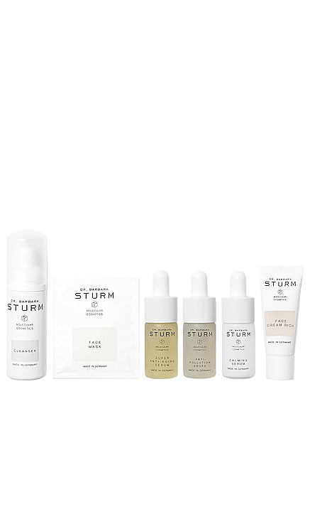 FLIGHT ESSENTIALS 套裝 Dr. Barbara Sturm $225