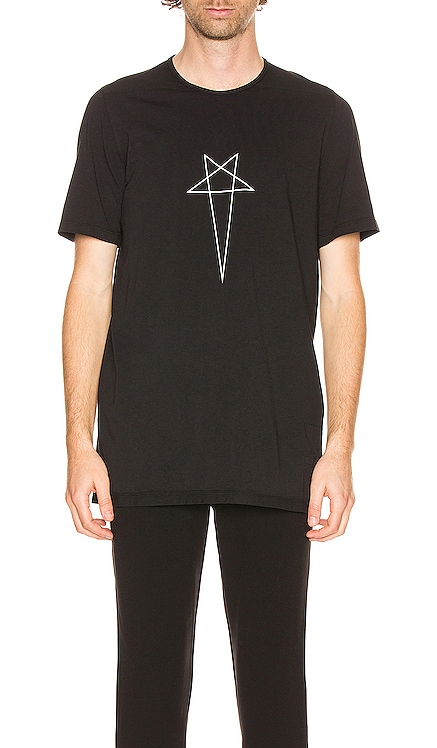 Level Tee DRKSHDW by Rick Owens $337 NOUVEAU
