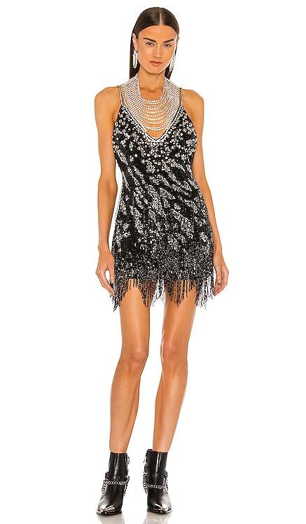 Joan Embellished Mini Dress DUNDAS x REVOLVE $498 NEW