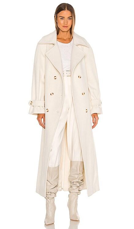 Zoe Coat EAVES $598 NEW