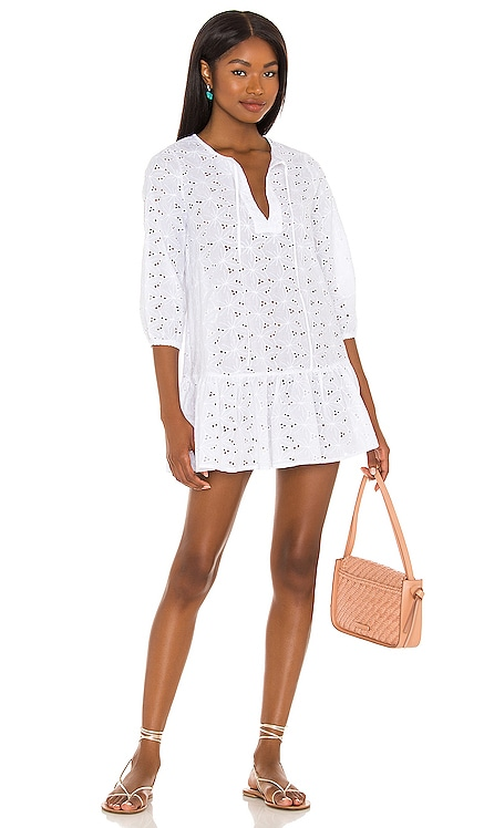 Sardinia Tessa Mini Dress eberjey $139 NEW