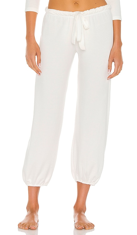 Cropped Pant eberjey $84 NEW