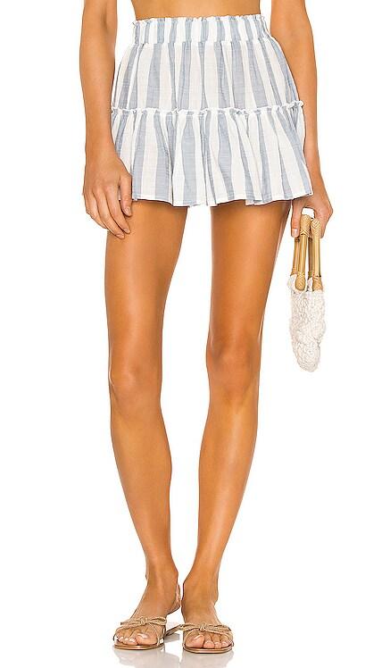 x REVOLVE Umbrella Stripes Skirt eberjey $84 BEST SELLER