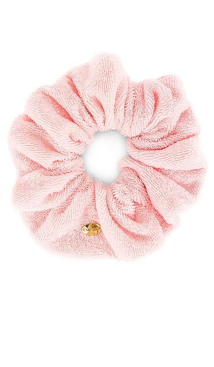Terrycloth Scrunchie Emi Jay $32