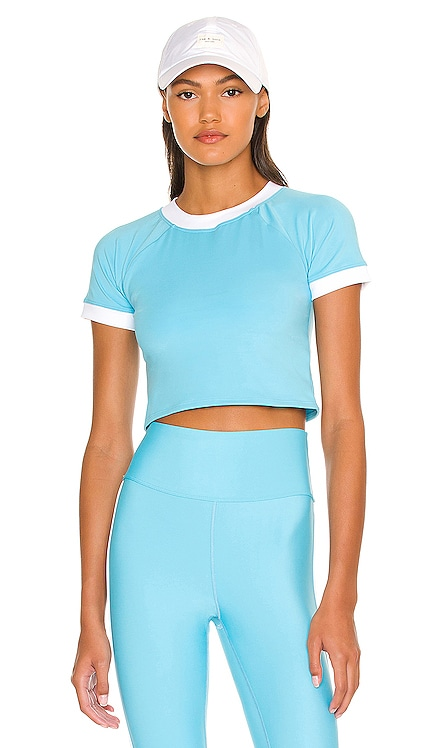 Ringer Workout Tee Eleven by Venus Williams $78 NEW
