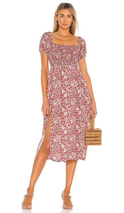 Kaia Midi Dress RESA $158