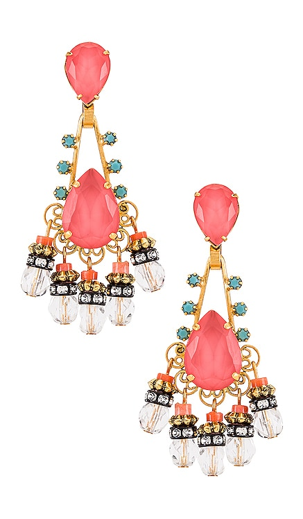 Eloise Earrings Elizabeth Cole $178 NEW ARRIVAL