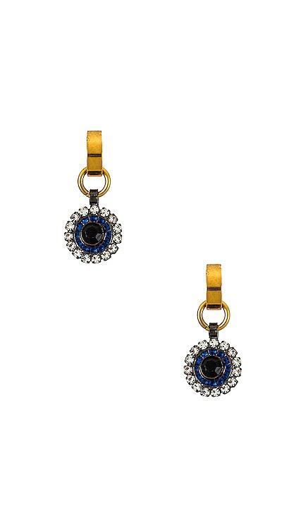 Hansel Earrings Elizabeth Cole $98