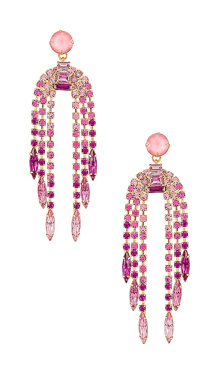 Dorothy Earrings Elizabeth Cole $193 NEW