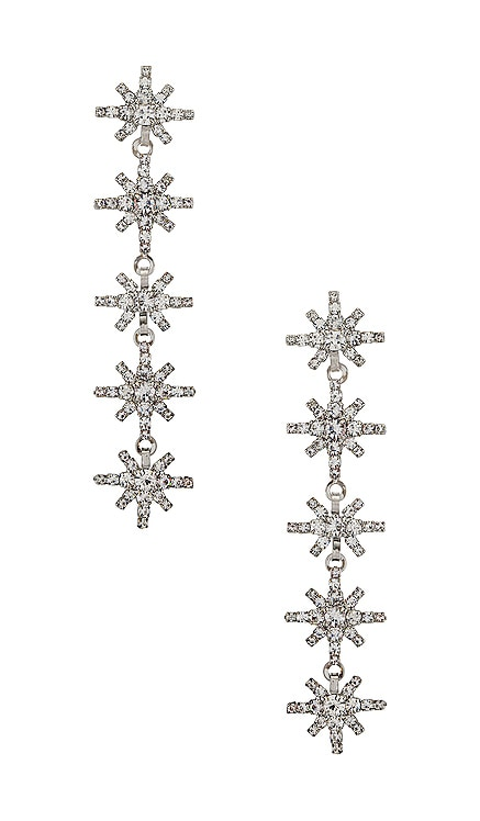 Frankie Earrings Elizabeth Cole $167 BEST SELLER