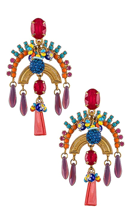 Anders Earrings Elizabeth Cole $183