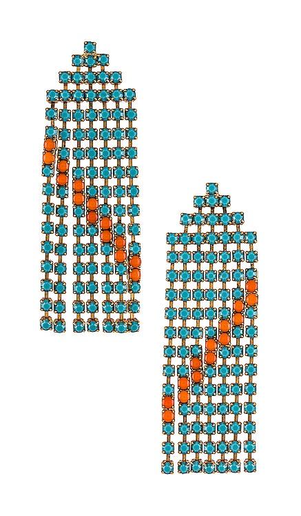 Fanny Earrings Elizabeth Cole $143