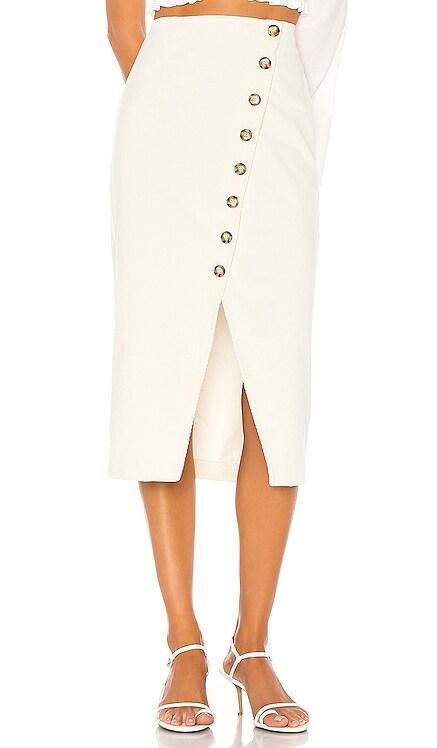 Karina Corduroy Skirt ELLEJAY $77