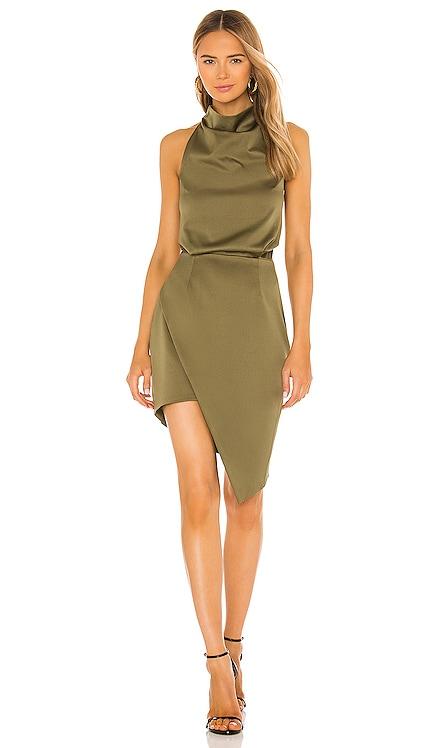 Camo Dress ELLIATT $136
