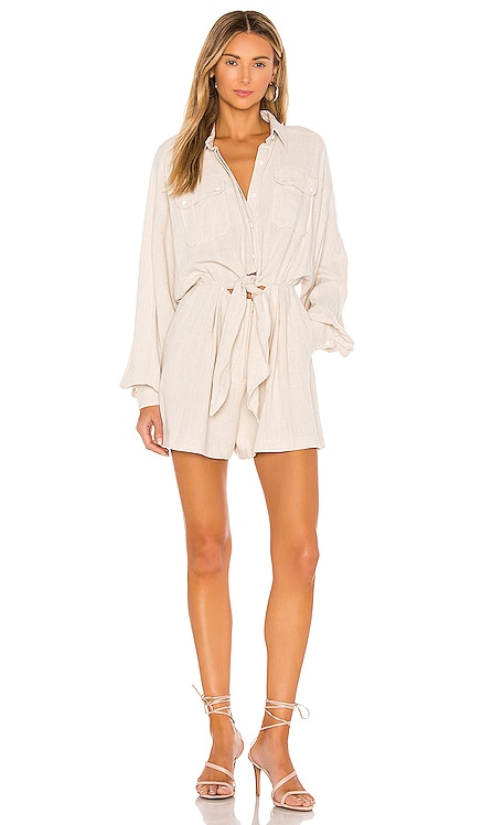 Gabrielle Playsuit ELLIATT $184