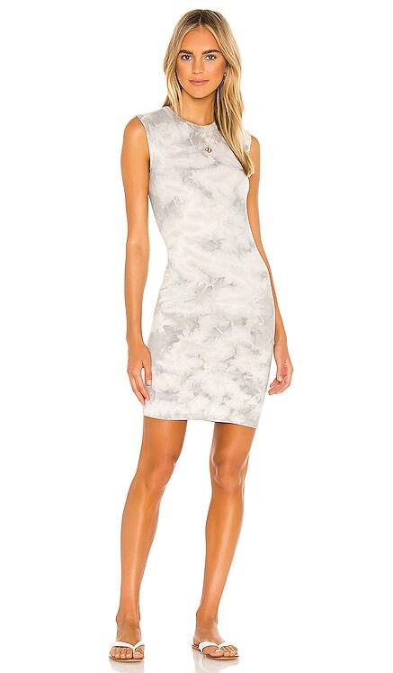 Rib Sleeveless Mini Dress Enza Costa $154 BEST SELLER