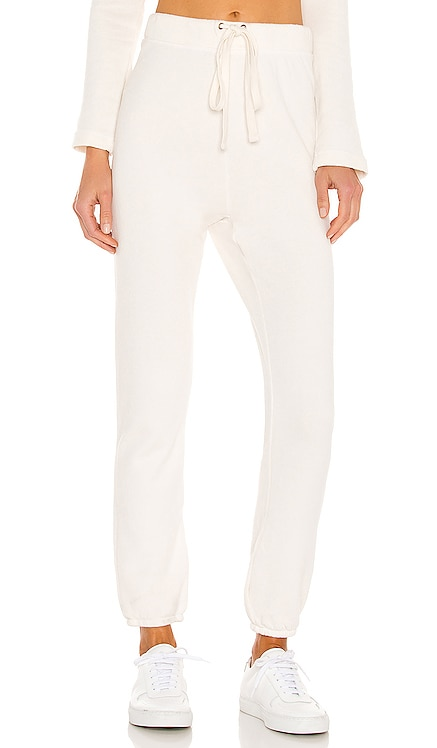French Terry Jogger Enza Costa $185 NEW