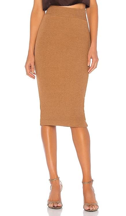 Sweater Knit Midi Skirt Enza Costa $132 BEST SELLER