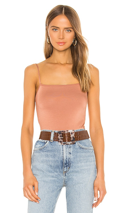 Strappy Bodysuit Enza Costa $145