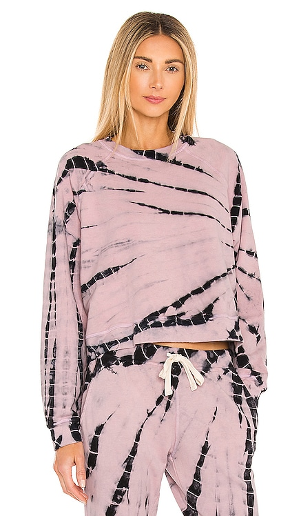 Ronan Pullover Electric & Rose $158 NEW