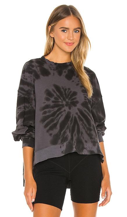 Neil Sweatshirt Electric & Rose $158 NEW