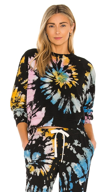 Ronan Pullover Electric & Rose $158