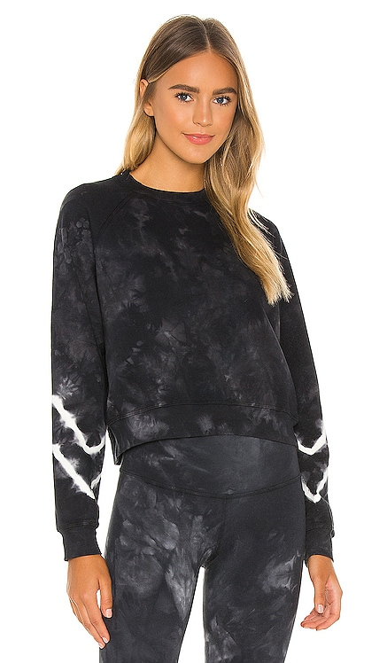 Ronan Pullover Electric & Rose $148 NEW