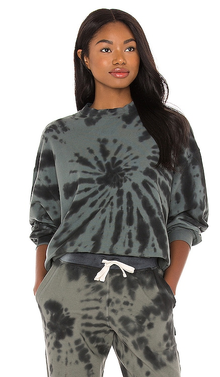 Neil Sweatshirt Electric & Rose $111