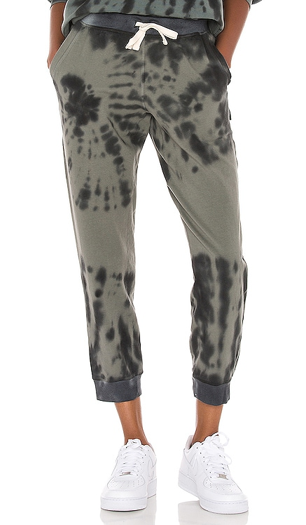 Abbot Kinney Sweatpant Electric & Rose $158