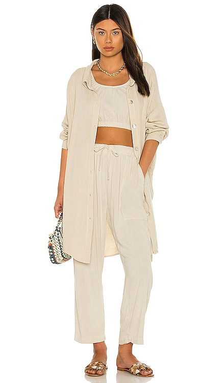 Seaside Coverup Electric & Rose $228