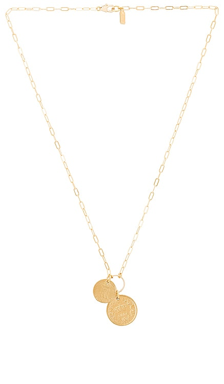 Lux Coin Necklace Electric Picks Jewelry $128