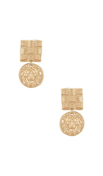 Lejonhjarta Earrings Epifene $35 NEW