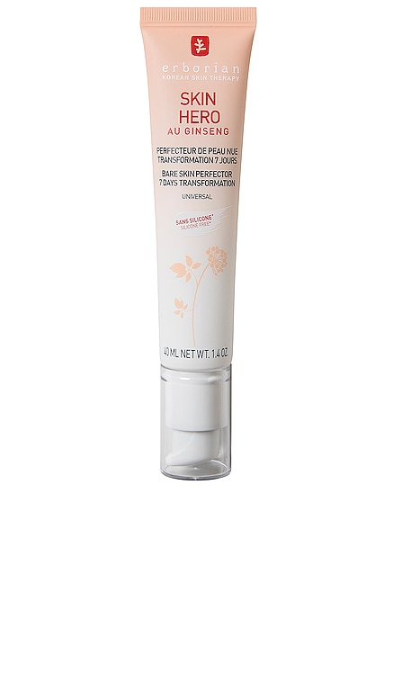 Skin Hero Bare Skin Perfector 40ml erborian $39 NEW