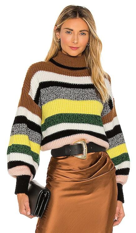 Zlatam Striped Sweater Essentiel Antwerp $315 BEST SELLER