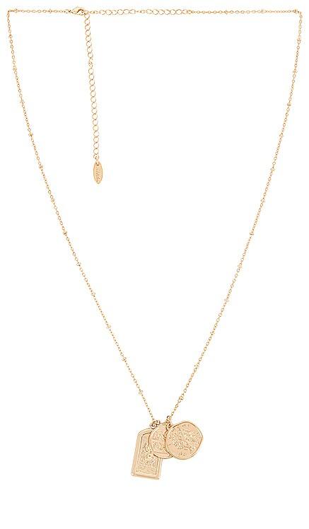 Long Coin Necklace Ettika $40