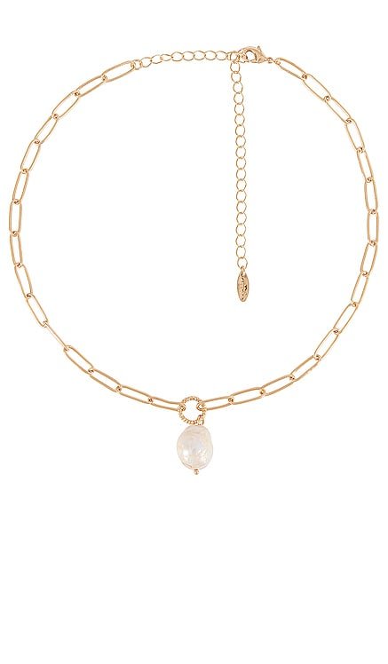 Pearl Pendant Necklace Ettika $45 BEST SELLER