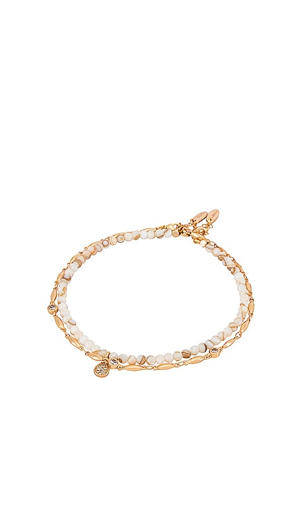 Pearl Anklet Set Ettika $60