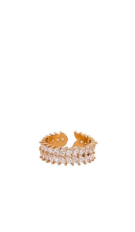 Crystal Ring Ettika $50 NEW