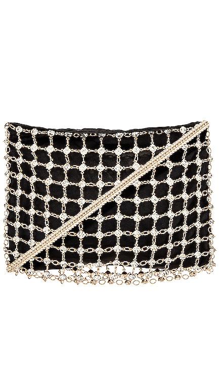 Rhinestone Chain Crossbody Bag Ettika $84
