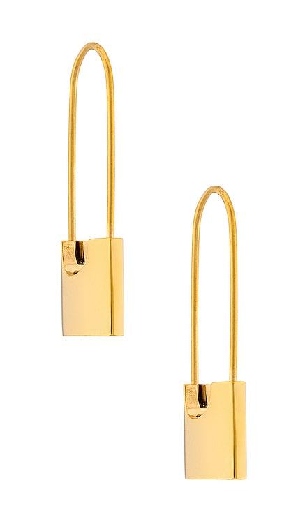 Londyn Lock Earring Ellie Vail $57 BEST SELLER