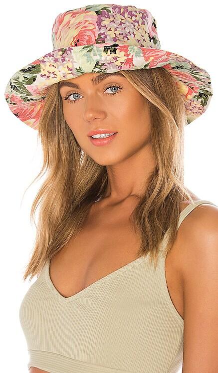 BETTINA 버켓 모자 FAITHFULL THE BRAND $89 신상품