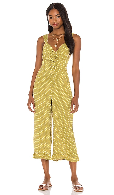 Zuri Jumpsuit FAITHFULL THE BRAND $189 NEW