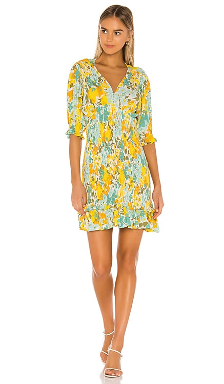 Margherita Mini Dress FAITHFULL THE BRAND $95
