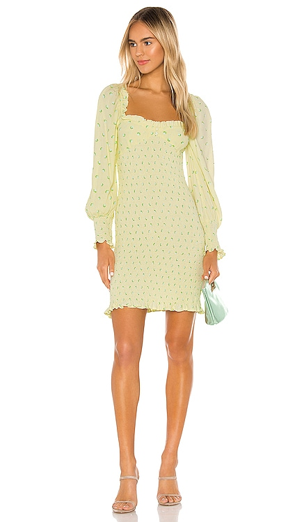 ROBE COURTE GOMBARDY FAITHFULL THE BRAND $189 BEST SELLER