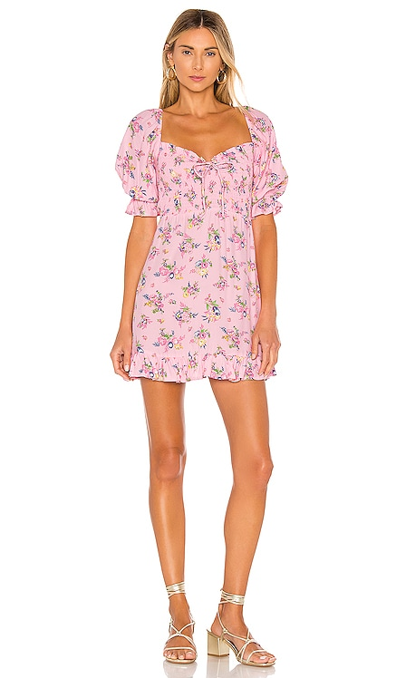 Sage Mini Dress FAITHFULL THE BRAND $159