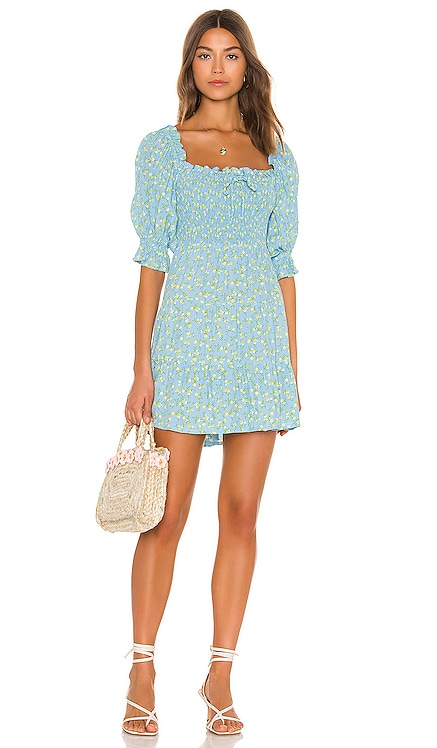 Charlotte Mini Dress FAITHFULL THE BRAND $149