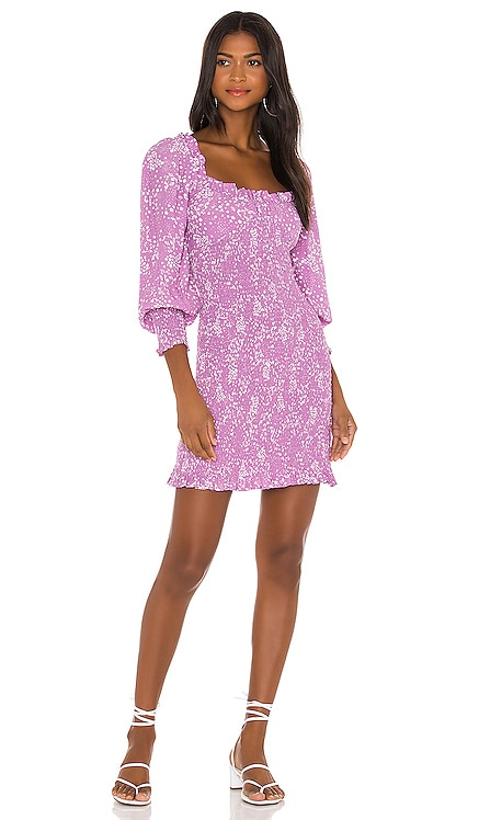 Gombardy Mini Dress FAITHFULL THE BRAND $189